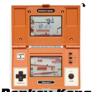 レトロで懐かしいゲームウォッチ26種をブラウザで遊ぶ!