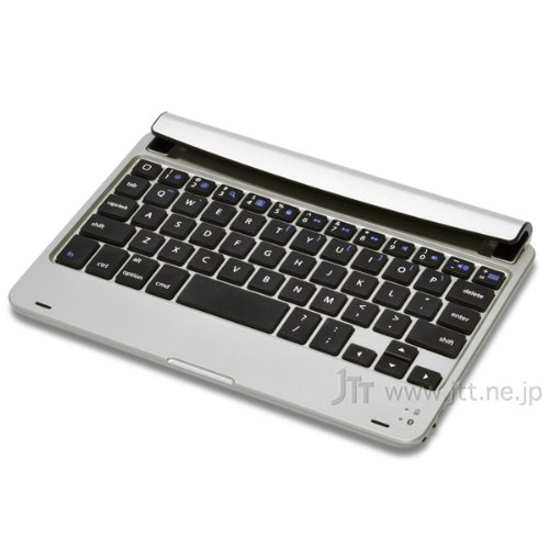 ipad miniにぴったり!ワイヤレスキーボード