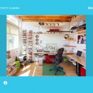 参考になるかも?デザイナーたちの作業机を覗けるアプリ「DESK」