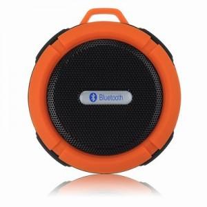 小さくて水に濡れても大丈夫!防水Bluetoothスピーカー