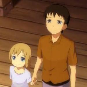 おすすめ自主制作アニメ「nothing」、少女と少年と日常